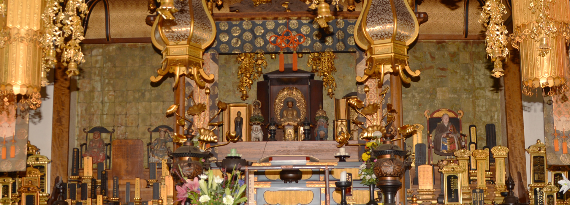 篠原寺の由緒